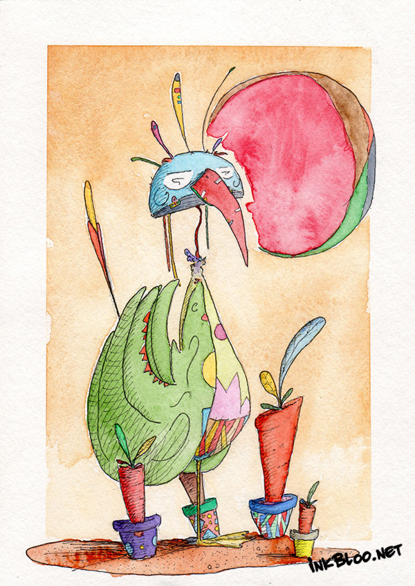 Oiseaux-Aquarelle-Inkblood-Cela-arrive