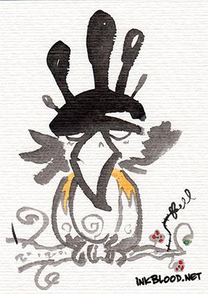 Oiseaux-Inkblood-Encre-de-Chine-French