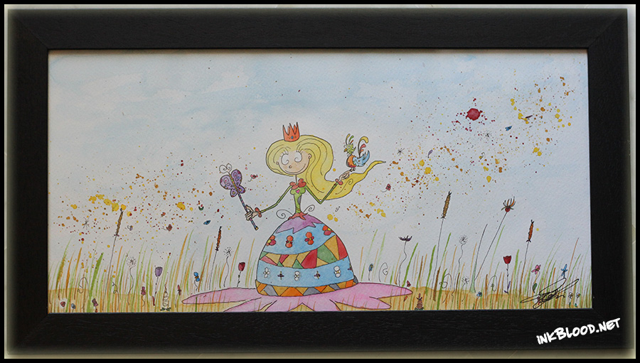 Princesse-G-inkblood.net